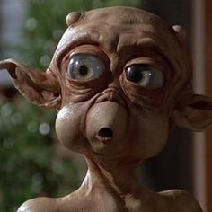 The little alien from Mac and Me: | 21 Things Miley And Her New Bleached Eyebrows Look Like