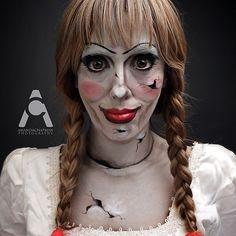 Evil Annabelle