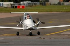 The smallest electric aircraft in the world