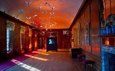 The refurbished Kings Gallery at Kennsington Palace