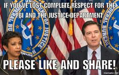 It's like a bad movie. Bill Clinton has private meeting with Attorney General, Hillary has Saturday FBI interview and then Comey comes out right before Obama and Hillary fly together for rally. It looks bad. M.W. 7/8/16