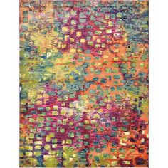 10' x 13' Casablanca Rug (4,710 CNY) ❤ liked on Polyvore featuring home and rugs