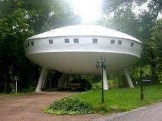 UFO house.