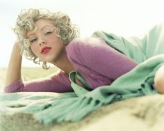 Christina Aguilera by David Slijiper for Jane Magazine (2004). Source: http://xtinapix.net/displayimage.php?album=80&pid=942#top_display_media