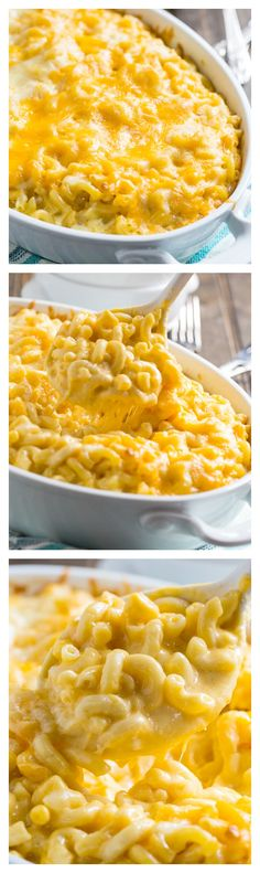 Super Creamy Mac and Cheese