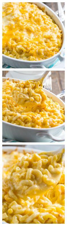 Super Creamy Mac and Cheese