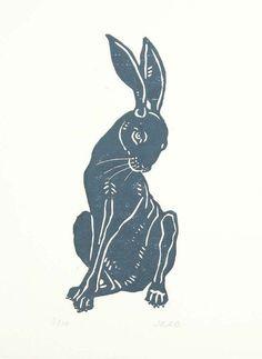 hare illustration - Google Search