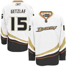 b9c1977227d Anaheim Ducks 15 Ryan GETZLAF Road Jersey Ryan Getzlaf, Stanley Cup  Playoffs, Anaheim Ducks