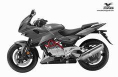 Todo sobre motos: Bajaj Rouser 220 F