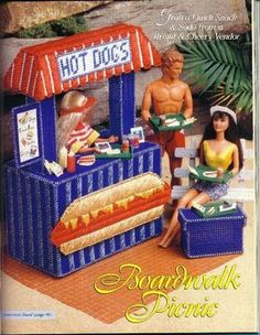 Boardwalk Picnic - site has all charts free