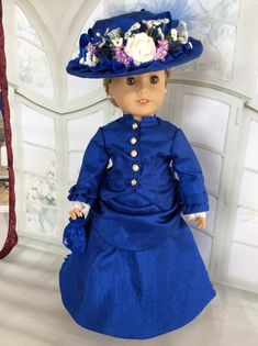Your place to buy and sell all things handmade Sewing Doll Clothes, Sewing Dolls, Victorian Boots, Victorian Fashion, Tulle Decorations, Elf Shoes, American Girl Dress, Girls Dresses, Doll Dresses