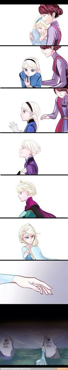 Princess and Queen of Arendelle