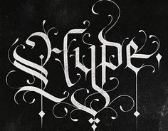 """Check out new work on my @Behance portfolio: """"Digital Type Compilation""""…"""