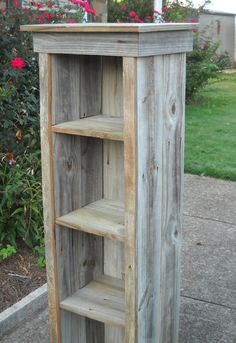 Bookcase Wood Reclaimed By Southernbarndesigns