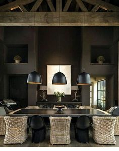 Make your home even more trendy with our curated selection of luxury dining tables and chairs. See more inspirational and furniture design here www.covethouse.eu
