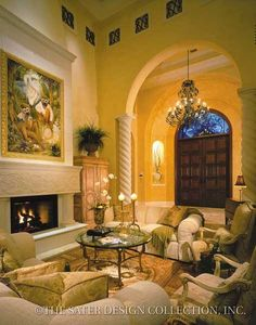 Doors....Lindley - Sater Design Collection Plans