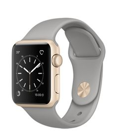 21 Amazing Apple Watch Tips Sure To Impress! - iPhone, iPad and Apple Watch Tips Apple Watch 38mm, Buy Apple Watch, Gold Apple Watch, Apple Watch Series 2, Apple Watch Bands, Cement Jewelry, Bracelet Sport, Sport Armband, Accessoires Iphone