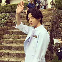 Tomoya Nakamura Chef Jackets, Windbreaker, Actors, Asian, Instagram, Anorak Jacket, Actor
