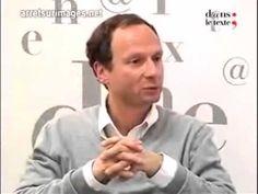 """Frédéric Lordon interviewé par Judith Bernard sur son livre """"Capitalisme, désir et servitude"""", paru aux éditions La Fabrique."""