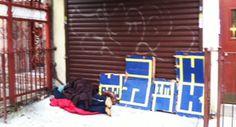 Bushwick Art Spaces Spared by Sandy, Despite Lost Skewville Sign