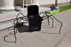 Spider Arm Chair