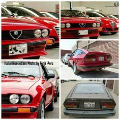 Alfa Romeo Gtv6, Alfa Gtv, Classic Cars, Fantasy, Blog, Autos, Italia, Vehicles, Nice Asses