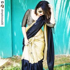 Gold and black ultra combination To purchase this product mail us at houseof2@live.com  or whatsapp us on +919833411702 for further detail #sari #saree #sarees #sareeday #sareelove #sequin #silver #traditional #ThePhotoDiary #traditionalwear #india #indian #instagood #indianwear #indooutfits #lacenet #fashion #fashion #fashionblogger #print #houseof2 #indianbride #indianwedding #indianfashion #bride #indianfashionblogger #indianstyle #indianfashion #banarasi #banarasisaree