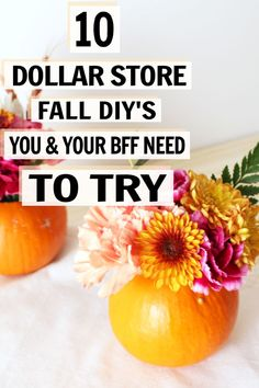 These fall dollar store decor ideas are really good! I'm glad I found this fall dollar store. Now I have some simple fall decor ideas and I can decorate my home using a pretty fall decor theme! Dollar Tree Fall, Dollar Tree Decor, Diy Kitchen Projects, Cool Diy Projects, Project Ideas, Inexpensive Home Decor, Diy Home Decor, 10 Dollar Store, Bohemian Chic Decor