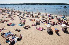 Die 17 schönsten Badeseen mit Sandstrand in Deutschland