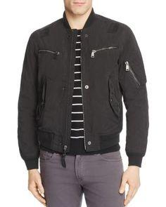 POLO RALPH LAUREN Parachute Bomber Jacket. #poloralphlauren #cloth #jacket