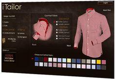 Mens Dress Shirts $24.95 | Custom Dress Shirts | Tailor Made Shirts - iTailor