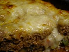 Potato-Stuffed Meat Loaf * One of my favorite ways to serve meatloaf ...