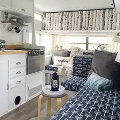 RV Hacks, Remodel And Renovation 99 Ideas That Will Make You A Happy Camper (43)
