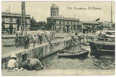 El Puerto : Valencia. (s.a.) - Anónimo