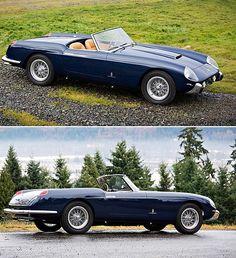 ✨ Ferrari 250 GT Series 1 Cabriolet, 1958, Pinin Farina, No. 14 / 40