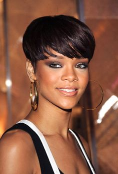 Miraculous African American Very Short Hairstyles 2012 Wowhairstyle Hairstyle Inspiration Daily Dogsangcom