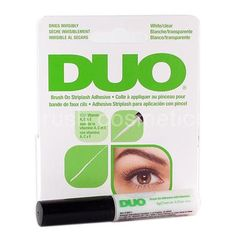 DUO Lash Glue - Brush-On   Morphe Brushes