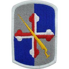 58th Infantry Brigade Combat Team Class A Patch