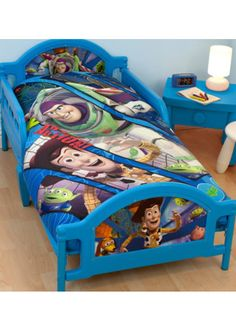 toy story toddler bed new at childrens rooms - Toy Story Toddler Sheets