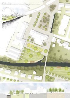 mann Landschaftsarchitektur (2014): Umgestaltung Schillerplatz und Remsanlagen, Lorch (DE), via competitionline.com