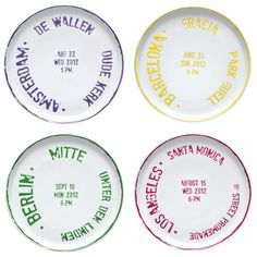 BITOSSI HOME MCA8 31 cm Amsterdam Pizza Plate Buy this and much ...