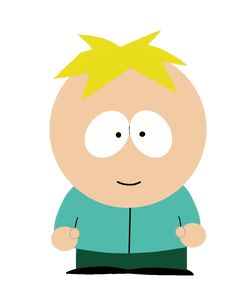 Butters by ~InvaderSponge on deviantART...love this guy