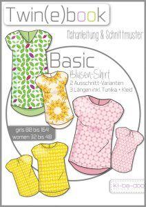 Basic-Blusen-Shirt-Twinebook