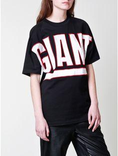 AMH giant t-shirt