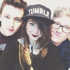 SO much love for @Tyler Oakley & @Troye Sivan