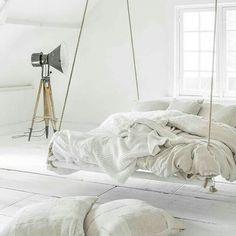 Schöner Wohnen, Schlafzimmer, Deko, Nordische Schlafzimmer, Gemütliches  Schlafzimmer, Schlafzimmer Ideen, Skandinavisches Haus, ...