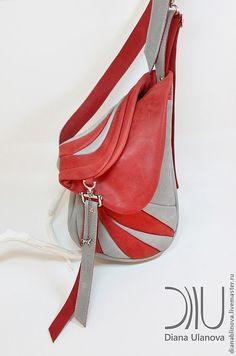 """Сумка кожаная """"Жокей"""" - коричневый,Кожаная сумка,шикарный подарок,Сумка авторская"""