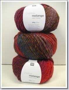 breiwol ~Creative Melange `Super Chunky` 383.097.003