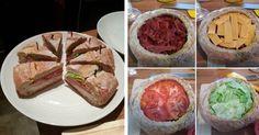 Recept: Rychlý zapečený chléb