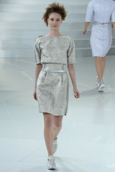 Foto CCL2014 - Chanel Couture Lente 2014 (1) - Shows - Fashion - VOGUE Nederland